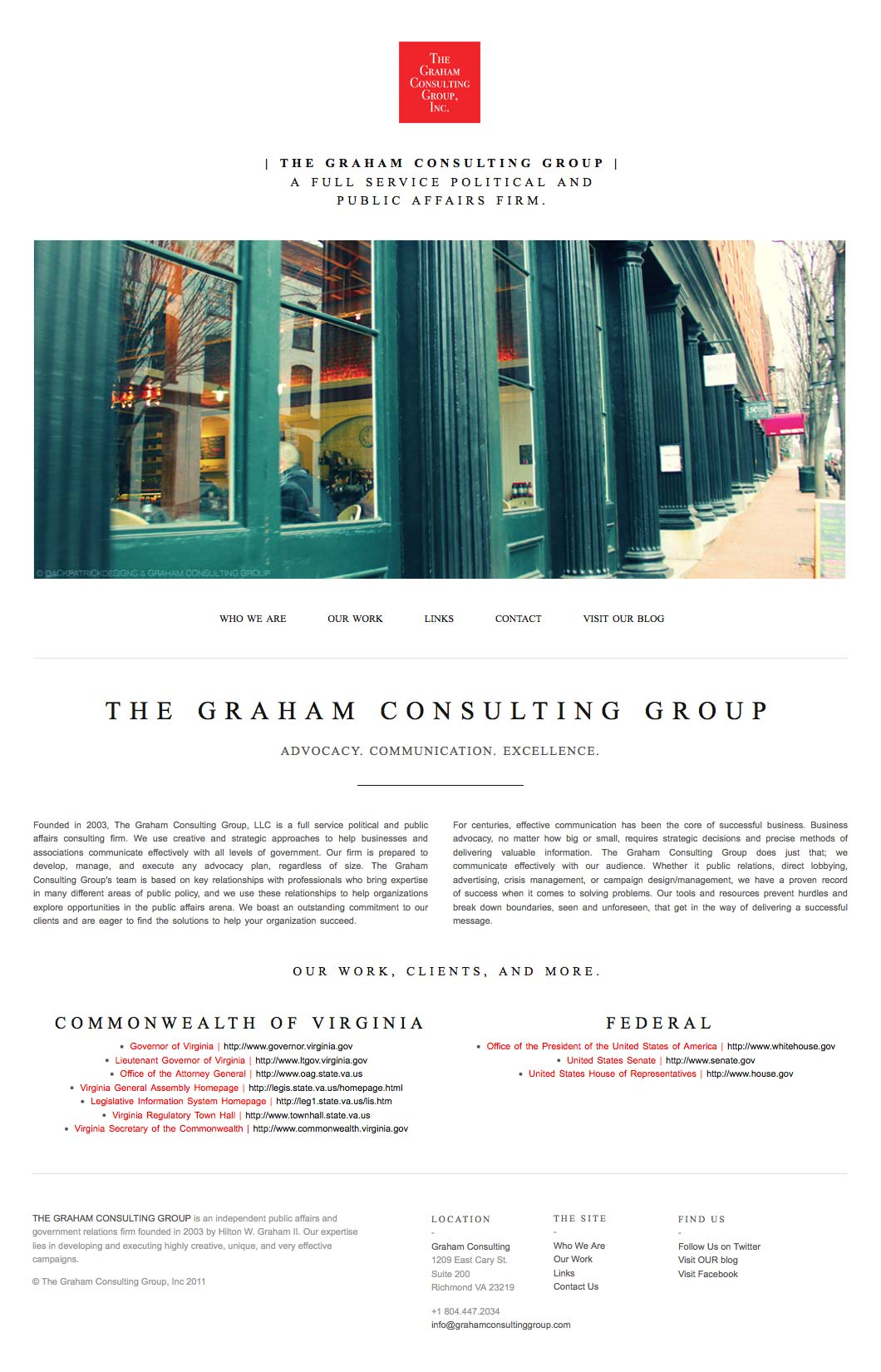 The Graham Consulting Group